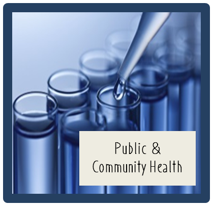 Test dtubes and medicine dropper with words,  Public and Community health